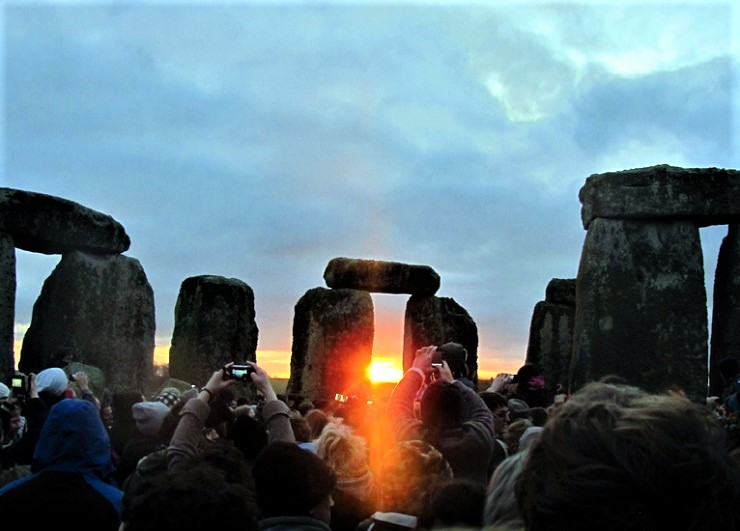 Felder's Winter Solstice at Stonehenge