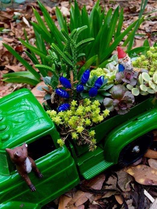 Mini-Truck Garden - 2017