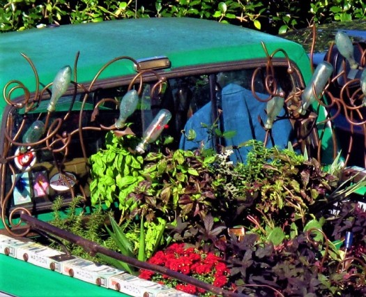 Truck Garden in Mid-Summer