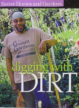 Dirt in Better Homes and Gardens