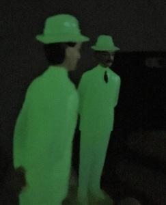 Glows Eerily in the Dark