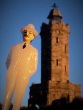 senor misterioso at Darwen Tower