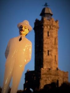 senor misterioso at Darwen Tower