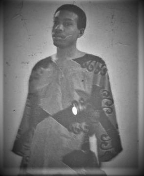 Leon Goldsberry at Rust College 1966
