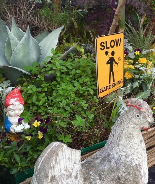 Truck Garden Passengers