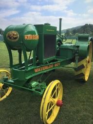 John Deere's original 1918 tractor