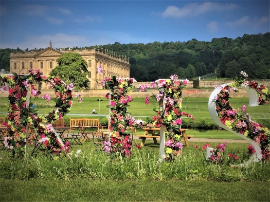 Welcome to RHS Chatsworth Flower Show