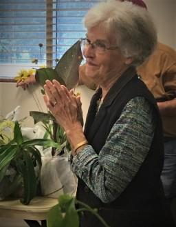 Janice Watkin - founder of the Flora Plant Swap