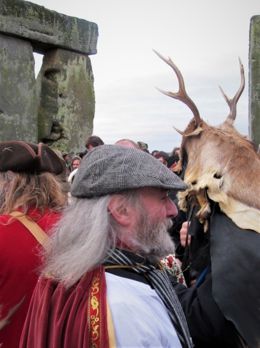 Druid King Arthur Pendragon
