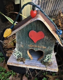 R.P. Funderburk Birdhouse