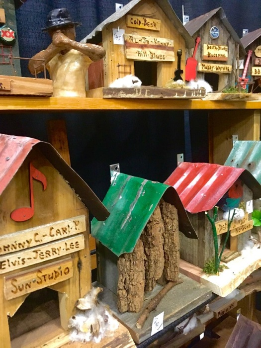 R.P. Funderburk Birdhouses