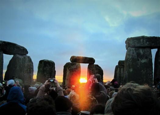 Winter Solstice - Stonehenge