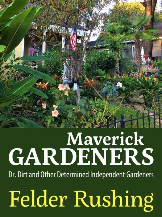 Maverick Gardeners Book Cover